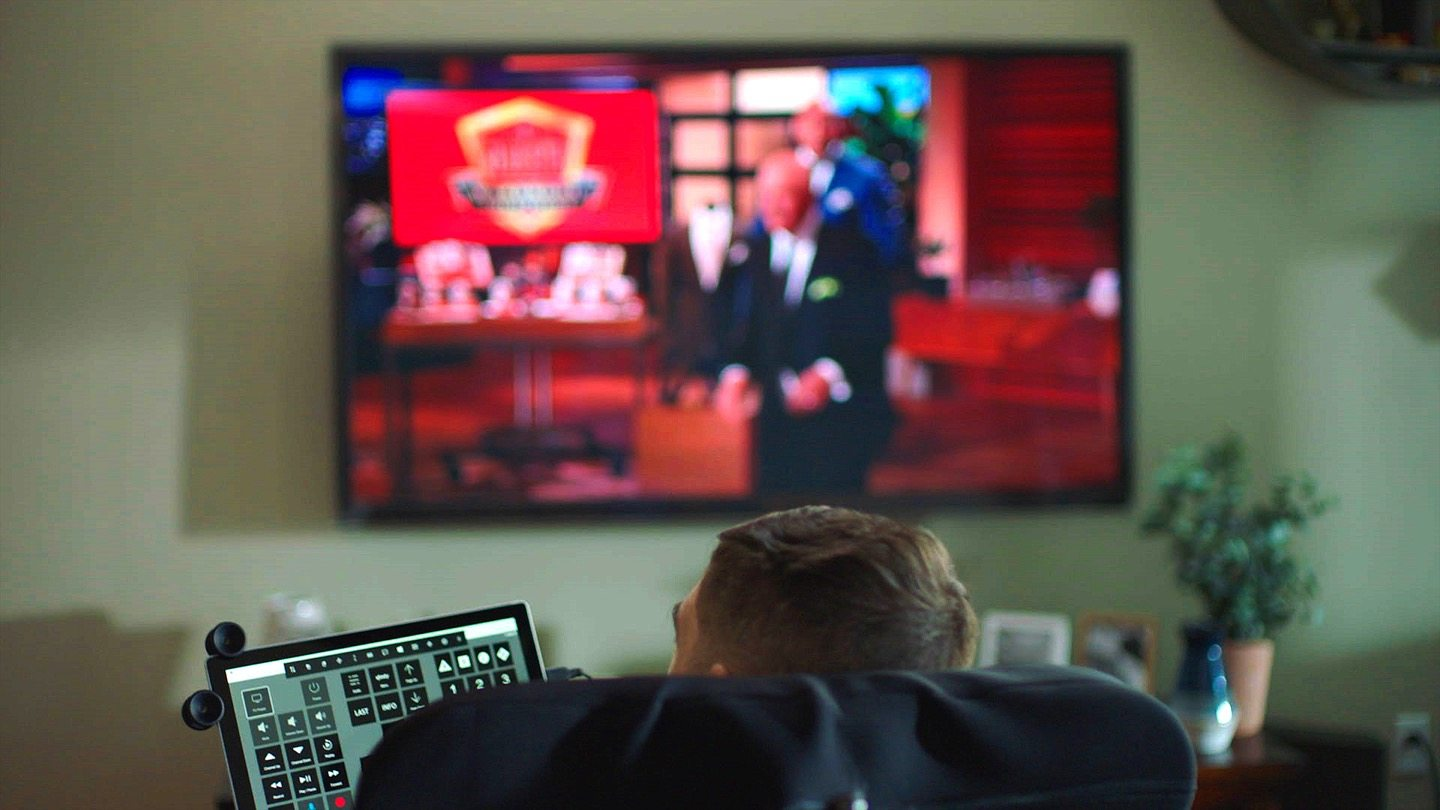 Cable Internet Providers In My Area >> Channel surf with gaze tracking: Xfinity's accessibility ...