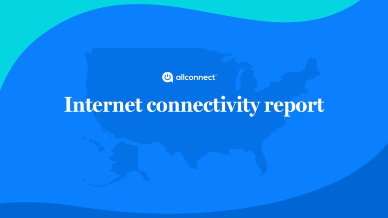 Allconnect reports the latest on U.S. internet connectivity