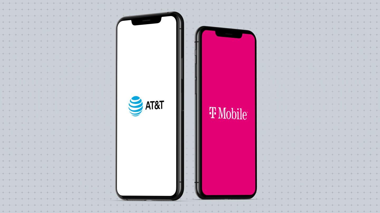 At T Vs T Mobile Comparison Top Tier Unlimited Plans Phone Deals Perks