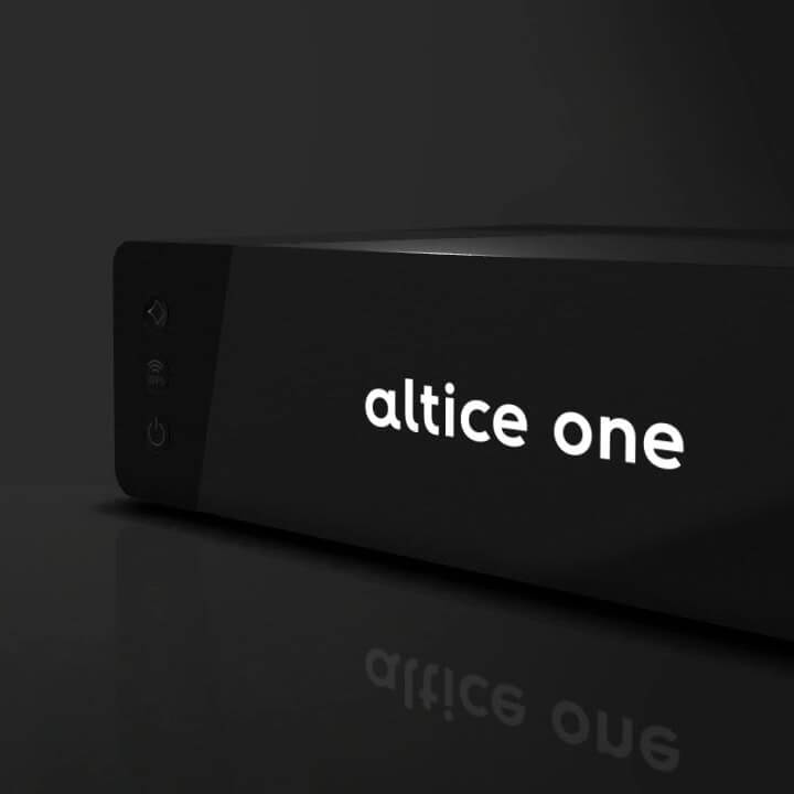 Altice One device
