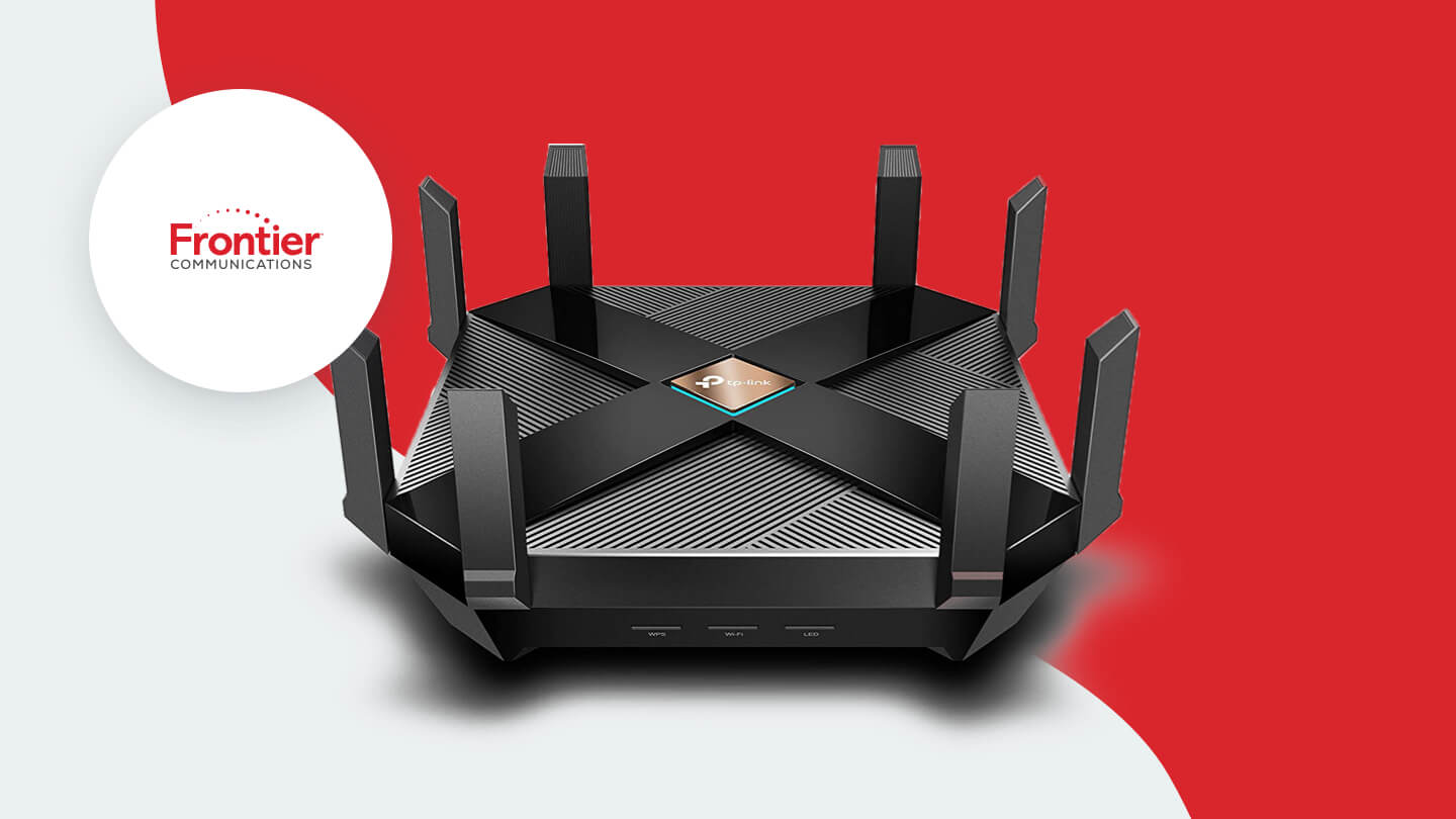 Best compatible modems and routers for Frontier Internet