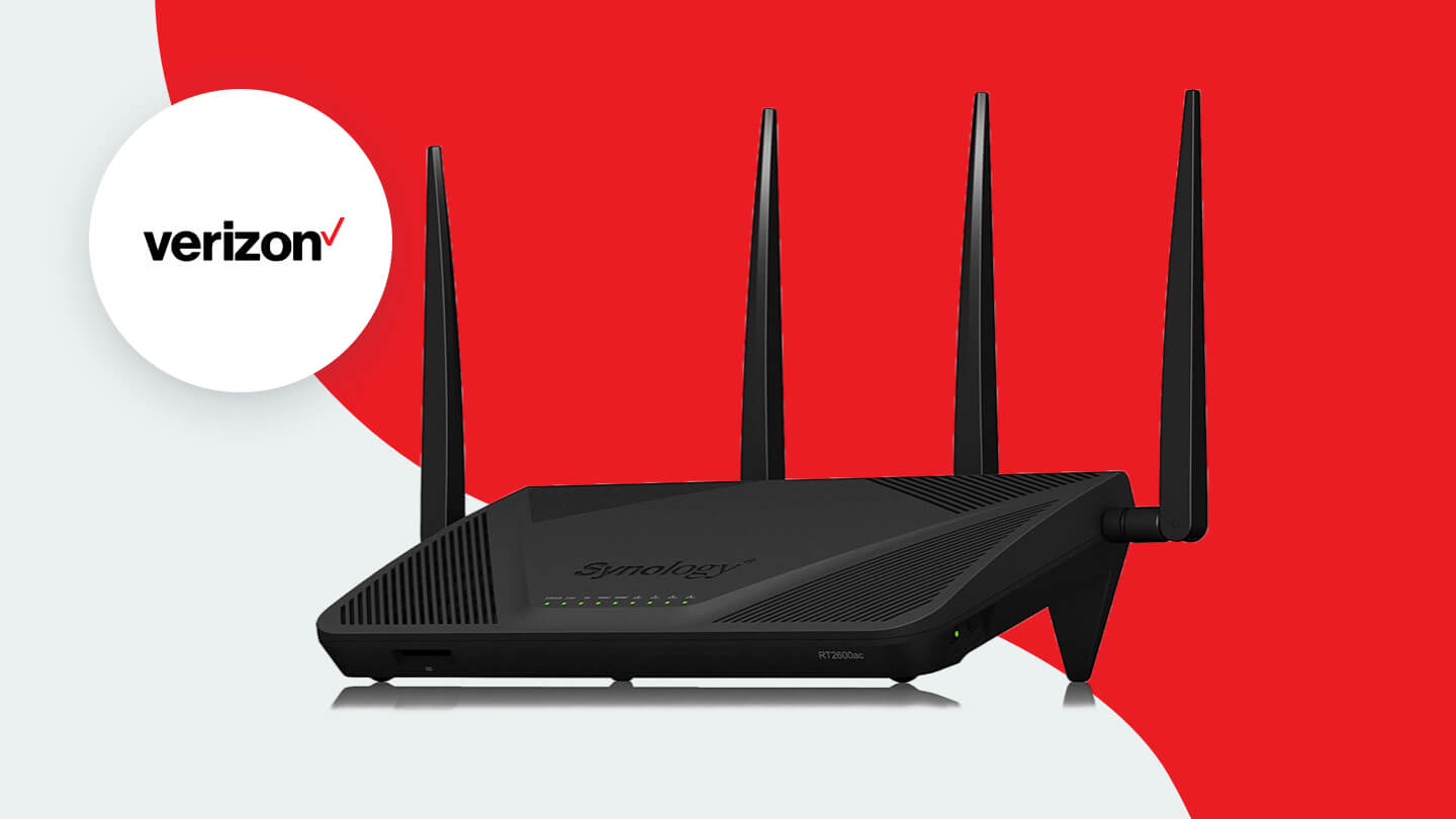 Verizon Fios compatible modems and routers