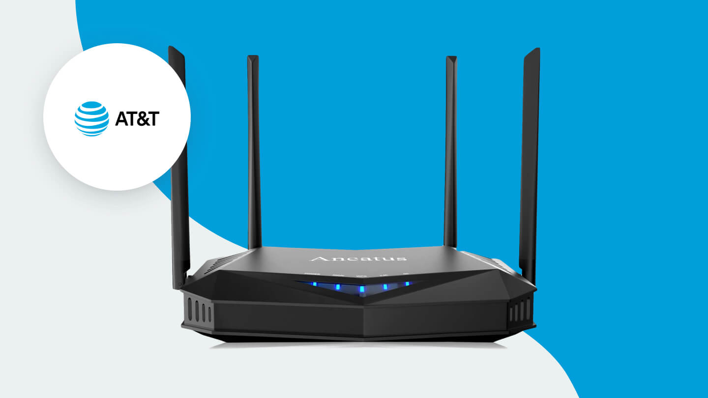 best modem and routers for ATT internet service